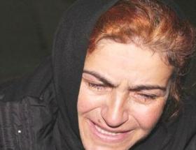 Mahkemeye çıkan kızı için gözyaşı döktü