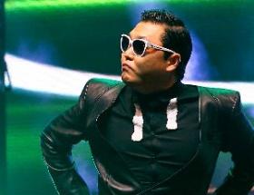 Gangnam Style coşturdu
