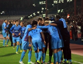Trabzonspor, Antalyaspora hazırlanıyor