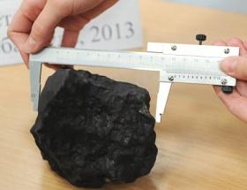 Rusyaya düşen meteorun en büyük parçası