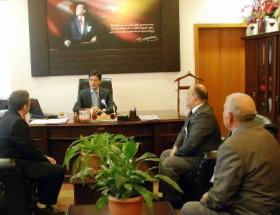 Aydıncıkta Vergi Haftası kutlama etkinlikleri başladı