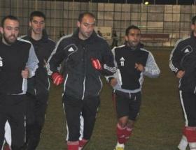 Sivasspor, İBB maçı hazırlıklarına başladı