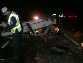 Tankerle otomobil çarpıştı: 1 yaralı