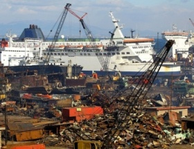 Çevre Bakanlığı bu sefer gemileri dönüştürdü