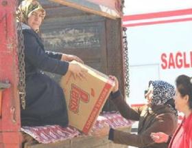 Şehit polisin eşi için yardım kampanyası