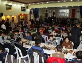 Çubuk Kaymakamlığından satranç turnuvası