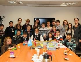 Büyükşehir Çocuk Meclisi, UNICEF Türkiyede