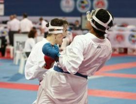 Karatenin yıldızları İzmirde parlayacak