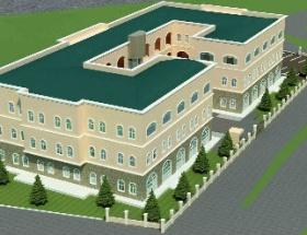 Bartına Osmanlı mimarili iş merkezi yapılacak