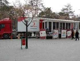 Kızılaydan Tatvanda kan bağışı kampanyası