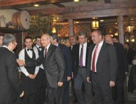 Kılıçdaroğlu sendikaların sorunlarını dinledi