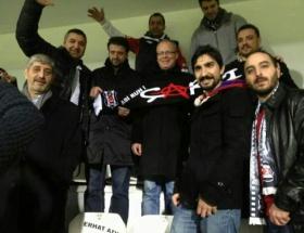Plzen ekibi İnönü Stadında