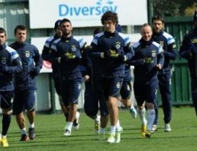 Fenerbahçe, Lazio maçının hazırlıklarına başladı