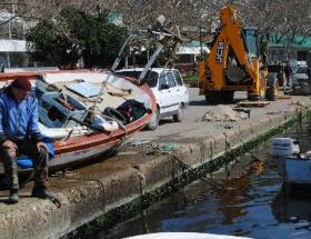 Kayıp balıkçıları arama çalışmaları devam ediyor