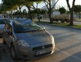 Rüzgar Adanada hayatı felç etti