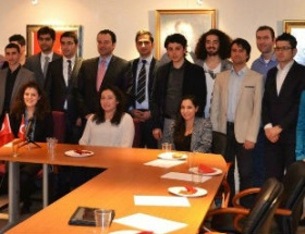 Türkiye Öğrenci Konseyinden Avrupa açılımı