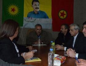 Kandilde PKKyı ikna zirvesi!