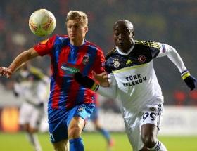 FC Viktoria Plzen 0-1 Fenerbahçe