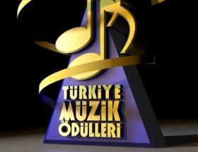 Türkiye Müzik Ödüllerini kimler kazandı?