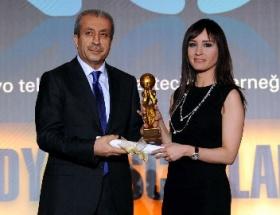 Medya Oscarları ödülleri sahiplerini buldu