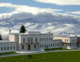 Erciyes Dağına Cumhurbaşkanlığı Köşkü