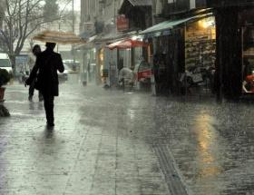 Muğlada kuvvetli yağış uyarısı