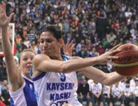 Kayseri KASKİ yarı finalde