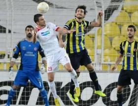Fenerbahçe 1-1 Viktoria Plzen