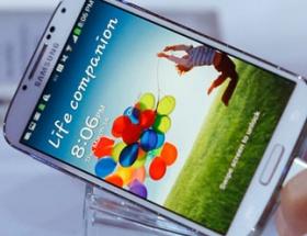 Galaxy S4 saniyede kaç sattı