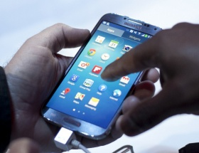 Galaxy S4 rekora koşuyor