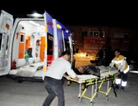 Minibüsün çarptığı yaşlı kadın öldü