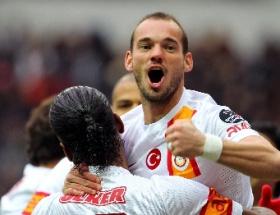 Gerçek Sneijderi bu sene izleyeceksiniz