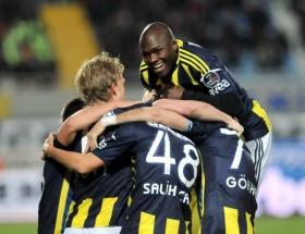 MP Antalyaspor 1-2 Fenerbahçe