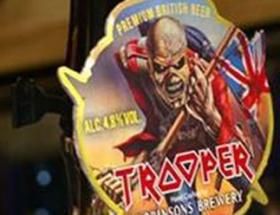 Iron Maiden bira üreticisi oluyor