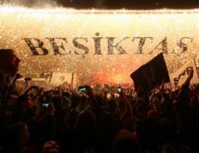 Beşiktaş, 110. yılını kutladı