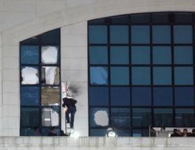 AK Parti Genel Merkezine lav silahlı saldırı
