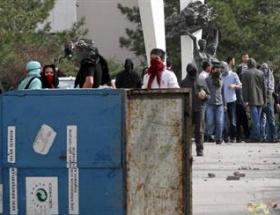 Ankara Üniversitesi Cebeci Kampüsü karıştı