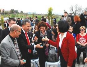 Celal Bayar Üniversitesinde nevruz kutlaması
