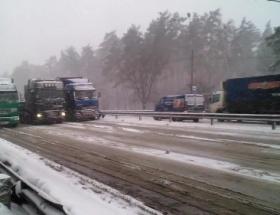 Kiev kara kışa teslim
