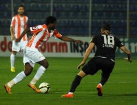 Adanaspor: 0 Boluspor: 1