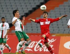U20 Milli Takımı 1-1 Portekiz