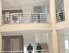 Gaziantepte tabanca operasyonu: 2 gözaltı