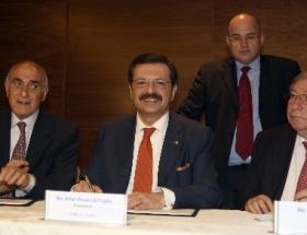 Hisarcıklıoğlu, Kudüs Tahkim Merkezini açtı