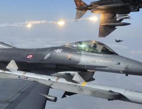 Yunanistana ait F-16 uçaklarından 5 kez taciz!