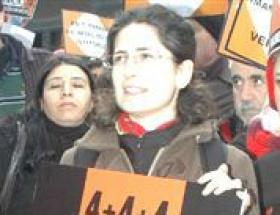 4+4+4 eğitim sistemi protesto edildi