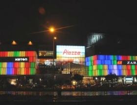 Samsun Piazza AVM halka açıldı