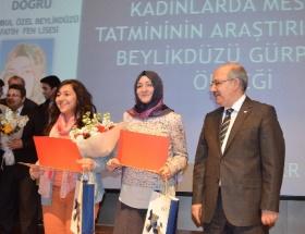 TÜBİTAKtan Fatih Kolejine ödül yağmuru