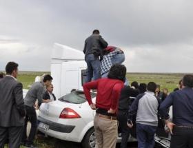Rothun konvoyunda kaza: 2 şehit