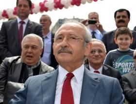 Kılıçdaroğlu, Türk Telekom Arena Stadına geldi