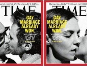 Timedan eşcinsel kapak!